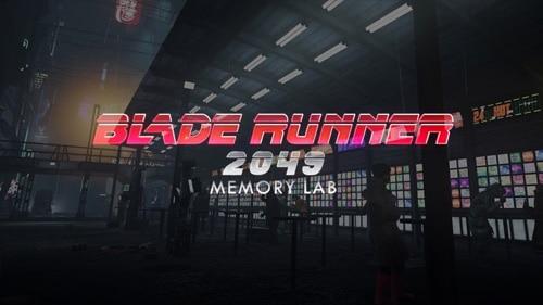 Blade Runner 2049: Memory Lab
